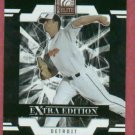 2009 Donruss Elite Extra Edition Andrew Oliver Detroit Tigers Roookie
