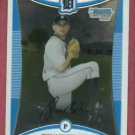 2008 Bowman Chrome Duane Below Detroit Tigers Rookie # BCP166