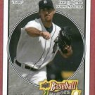 2008 Upper Deck Baseball Heroes Justin Verlander Detroit Tigers #D/ 399  # 65