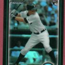 2010 Bowman Chrome Jeff Frazier Detroit Tigers Rookie # BDP88