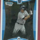 2008 Bowman Chrome Justin Henry Detroit Tigers Rookie # BCP233