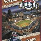 2011 Toledo Mud Hens Pocket Schedule Detroit Tigers AAA