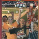 2008 Toledo Mud Hens Pocket Schedule Detroit Tigers AAA
