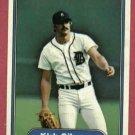 1982 Fleer Kirk Gibson Detroit Tigers # 267