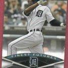 2011 Bowman Finest Futures Austin Jackson Detroit Tigers # FF16