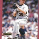 2000 Pacific Gold Brian Moehler Detroit Tigers # 165 #D /199