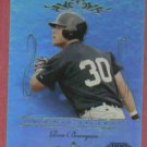 2007 Tri Star Elegance Ron Bourquin Detroit Tigers Rookie # 13