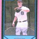 2007 Bowman Chrome Michael Bertram Detroit Tigers Rookie # BC73