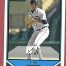 2007 Bowman Prospects Kevin Ardoin Detroit Tigers Rookie # BP32