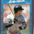 1990 Donruss Baseballs Best Mike Heath Detroit Tigers # 90