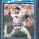 1990 Donruss Baseballs Best Mike Henneman Detroit Tigers # 105