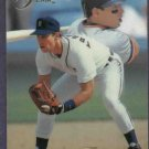 1993 Fleer Flair Alan Trammell Detroit Tigers # 209