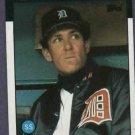 1986 Topps Alan Trammell Detroit Tigers # 130