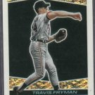 1993 Topps Black Gold Travis Fryman Detroit Tigers # 31