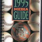 1995 Detroit Tigers Media Guide