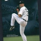 2010 Detroit Tigers Media / Information Guide Justin Verlander Cover