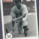 2002 Fleer Greats George Kell Detroit Tigers # 46