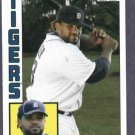 2012 Topps Archives Prince Fielder Detroit Tigers # 160 1984 Design