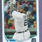 2013 Topps Prince Fielder Detroit Tigers # 28