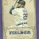 2013 Topps Calling Card Prince Fielder Detroit Tigers # CC1
