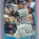 2013 Topps Baseball Wal Mart Blue Jhonny Peralta Detroit Tigers # 327