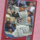 2013 Topps Baseball Target Red Jhonny Peralta Detroit Tigers # 327