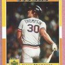 2001 Upper Deck Decade 1970's Jason Thompson Detroit Tigers # 31