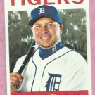 2013 Topps Heritage Jhonny Peralta Detroit Tigers # 235