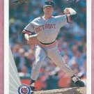 2012 Leaf Memories 1990 Buy Back Paul Gibson Detroit Tigers # 298   #D 4/5 RARE