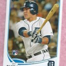 2013 Topps Baseball Avisail Garcia Detroit Tigers # 199 Rookie