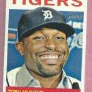 2013 Topps Heritage Torii Hunter Detroit Tigers # 256