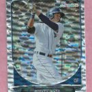 2013 Bowman Ice Prospects Steven Moya Detroit Tigers Rookie # BP53