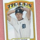 2013 Topps Archives Doug Fister Detroit Tigers # 41