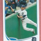 2013 Topps Baseball Series 2 Andy Dirks Detroit Tigers # 630