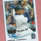 2013 Topps Baseball Series 2 Miguel Cabrera Detroit Tigers # 374