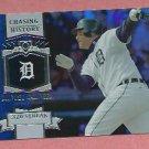 2013 Topps Baseball Series 2 Miguel Cabrera Chasing History # CH-70