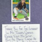 2013 Topps Pro Debut Nick Castellanos Detroit Tigers # 120 Rookie