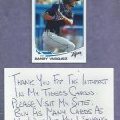 2013 Topps Pro Debut Danny Vasquez Detroit Tigers # 160 Rookie