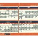 2013 Detroit Tigers Schedule Miguel Cabrera