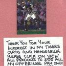 2000 Fleer Skybox Metal Brad Ausmus Detroit Tigers # 133
