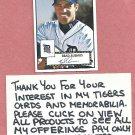 2001 Topps Heritage Brad Ausmus # 259