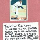 1996 Score Sean Bergman Detroit Tigers # 120