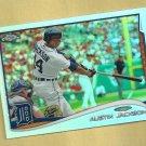 2014 Topps Chrome  Austin Jackson Detroit Tigers # 147