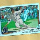 2014 Topps Chrome  Victor Martinez Detroit Tigers # 29