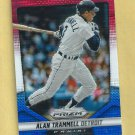 2014 Pacific Prizm Red White & Blue Alan Trammell Detroit Tigers # 156