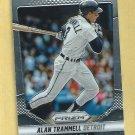 2014 Pacific Prizm Alan Trammell Detroit Tigers # 156