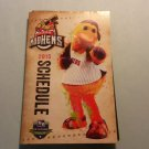 2015 Toledo Mudhens Pocket Schedule