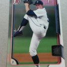 2015 Bowman Beau Burrows Rookie Card Detroit Tigers # 17
