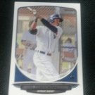 2013 Bowman Steven Moya Detroit Tigers Rookie Card # BP53