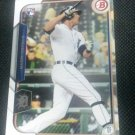 2015 Bowman Steven Moya Detroit Tigers Rookie Card # 148